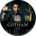 carátula cd de Gotham - Temporada 03 - Disco 06 - Custom