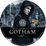 carátula cd de Gotham - Temporada 04 - Disco 02 - Custom