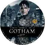 carátula cd de Gotham - Temporada 04 - Disco 05 - Custom