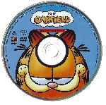 carátula cd de Asi Es Garfield - V2
