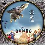 carátula cd de Dumbo - 2019 - Custom