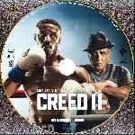carátula cd de Creed Ii - La Leyenda De Rocky - Custom