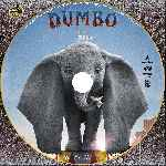 carátula cd de Dumbo - 2019 - Custom - V2