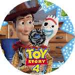 carátula cd de Toy Story 4 - Custom - V2