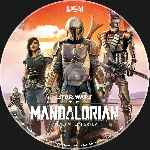 carátula cd de The Mandalorian - Temporada 01 - Custom