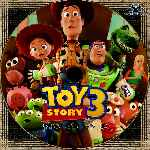 carátula cd de Toy Story 3 - Custom - V10