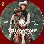 carátula cd de Yellowstone - Temporada 02 - Custom
