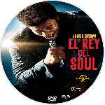 carátula cd de James Brown - El Rey Del Soul - Custom - V2