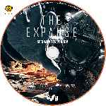 carátula cd de The Expanse - Temporada 02 - Custom