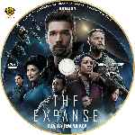 carátula cd de The Expanse - Temporada 04 - Custom