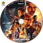 carátula cd de The Expanse - Temporada 05 - Custom