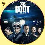 carátula cd de Das Boot - El Submarino - 2018 - Custom - V3
