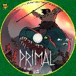 carátula cd de Primal - 2019 - Custom