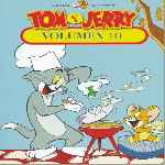carátula frontal de divx de Coleccion Tom Y Jerry - Volumen 10