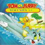 carátula frontal de divx de Coleccion Tom Y Jerry - Volumen 12