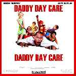 carátula frontal de divx de Daddy Day Care