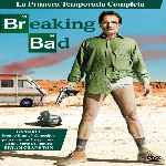 carátula frontal de divx de Breaking Bad - Temporada 01