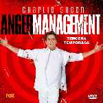carátula frontal de divx de Anger Management - Temporada 03