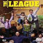 carátula frontal de divx de The League - Temporada 01