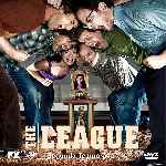 carátula frontal de divx de The League - Temporada 02