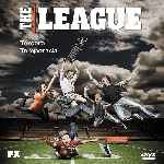carátula frontal de divx de The League - Temporada 03