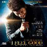 carátula frontal de divx de I Feel Good - La Historia De James Brown