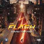 carátula frontal de divx de The Flash - 2014 - Temporada 02