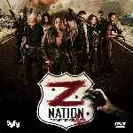 carátula frontal de divx de Z Nation - Temporada 02