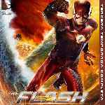 carátula frontal de divx de The Flash - 2014 - Temporada 03