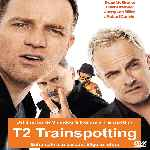 carátula frontal de divx de T2 Trainspotting