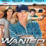 carátula frontal de divx de Wanted - 2016 - Temporada 02