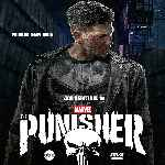 carátula frontal de divx de The Punisher - Temporada 01