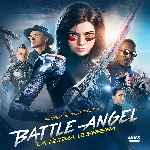 carátula frontal de divx de Battle Angel - La Ultima Guerrera