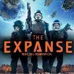 carátula frontal de divx de The Expanse - Temporada 03