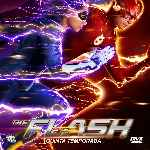carátula frontal de divx de The Flash - 2014 - Temporada 05