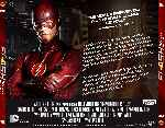 carátula trasera de divx de The Flash - 2014 - Temporada 05
