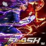 carátula frontal de divx de The Flash - Temporada 05