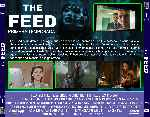 carátula trasera de divx de The Feed - Temporada 01