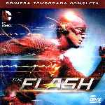 carátula frontal de divx de The Flash - 2014 - Temporada 01