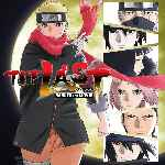 carátula frontal de divx de The Last - Naruto The Movie