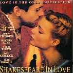 carátula frontal de divx de Shakespeare In Love - Shakespeare Enamorado