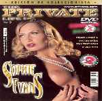 carátula frontal de divx de The Private Life Of Sophie Evans - Xxx