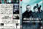 carátula dvd de The Sweeney - Custom