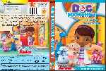 carátula dvd de Doc Mcstuffins - Time For Your Checkup - Custom