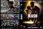 carátula dvd de Flash - 2014 - Temporada 01 - Custom
