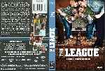carátula dvd de The League - Temporada 02 - Custom