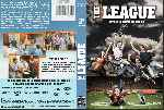 carátula dvd de The League - Temporada 03 - Custom