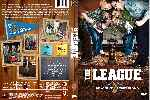 carátula dvd de The League - Temporada 02 - Custom - V2