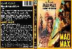 carátula dvd de Mad Max 3 Y 4 - Custom