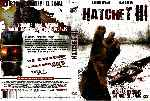 carátula dvd de Hatchet Iii - Custom